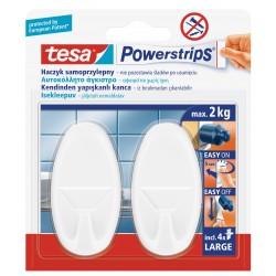TESA Oval Beyaz Plastik...