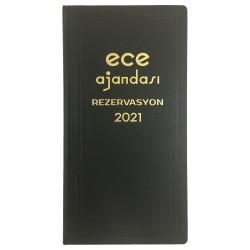 ECE 2021 Rezervasyon AJANDA...