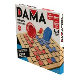 Bubu DAMA Strateji Oyunu...