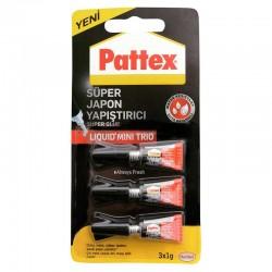 PATTEX Süper Güçlü Japon...