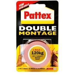 PATTEX Double Montaj Çift...