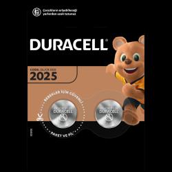 DURACELL DL CR 2025 Düğme...