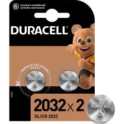 DURACELL DL CR 2032 Düğme...